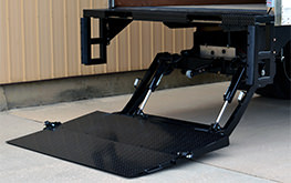 DCT TuckUnder Liftgate