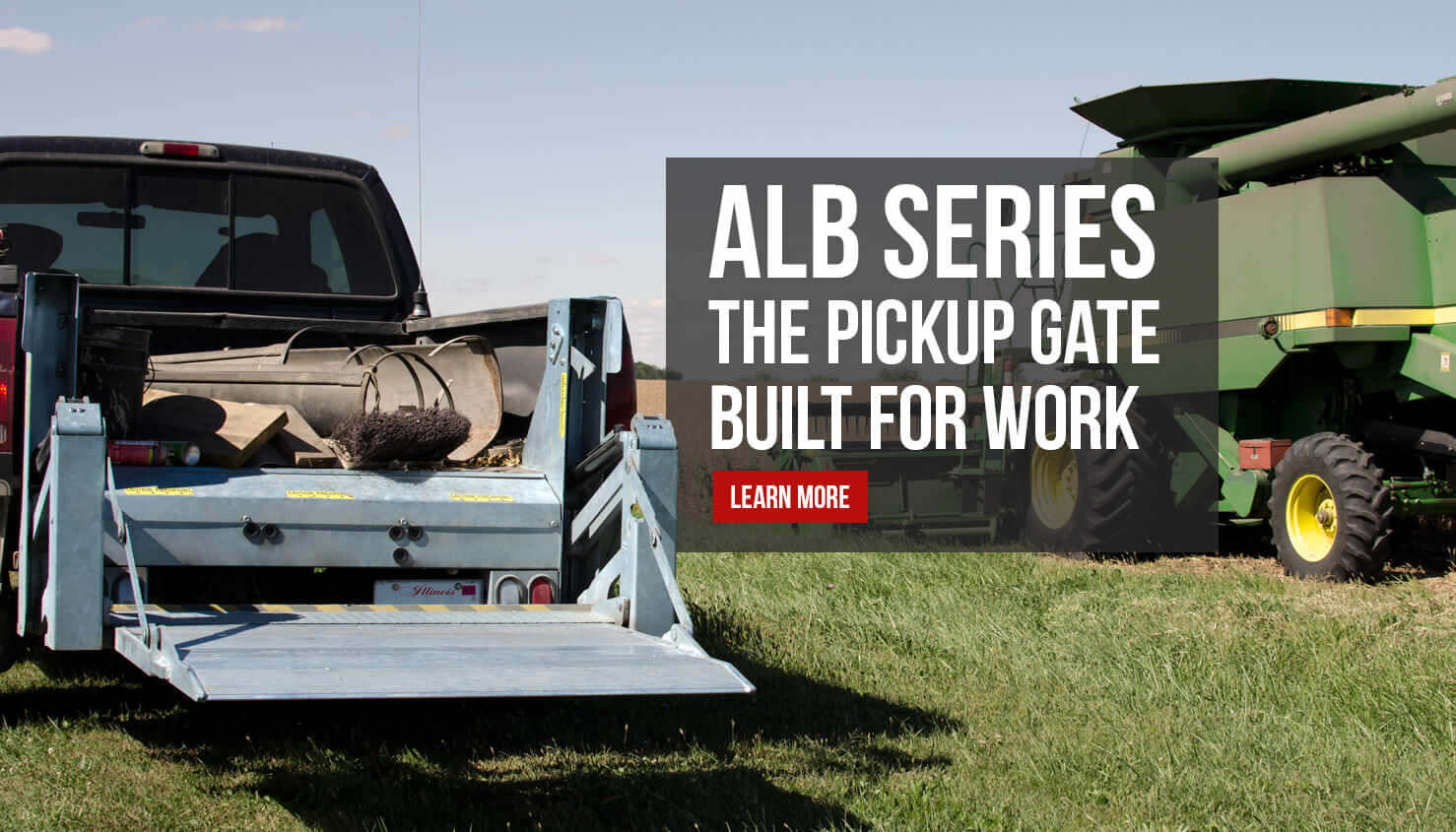 Check out the our ALB series lifts for trucks