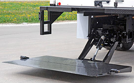 TuckUnder Liftgate From Anthony Liftgate