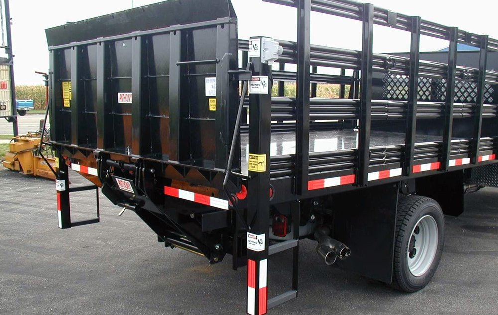 Conventional Liftgates