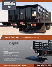 Ac Series Truck Liftgates Special Applications