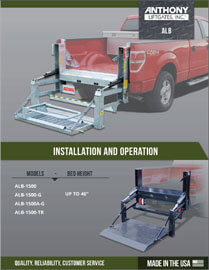 ALB Installation and Operations Manual