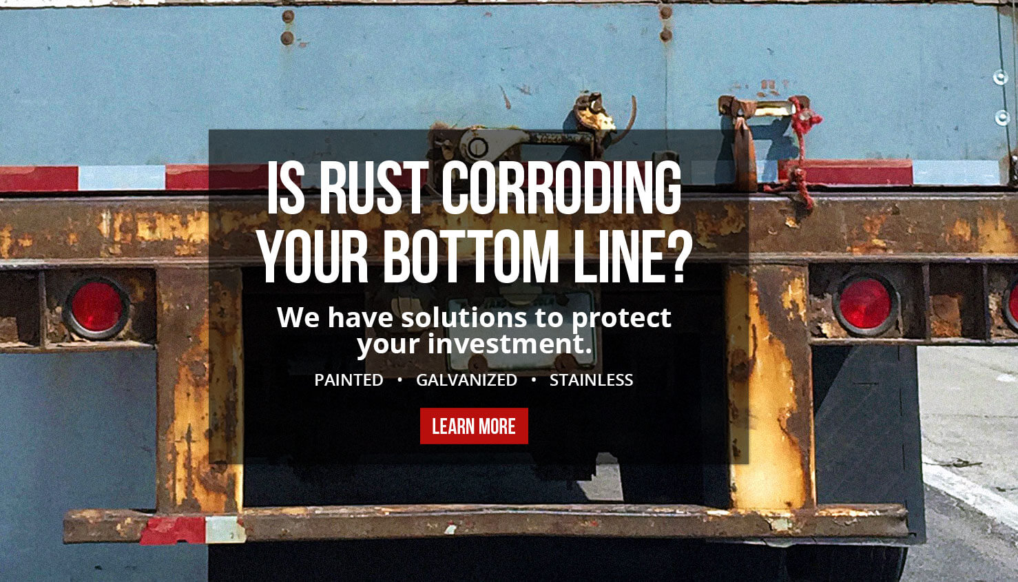 Is Rust Corroding Your Bottom Line